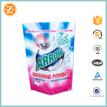 Moisture proof laminated bag for washing powder custom printed lamination bags security plastic pouches zhongzhou supplier