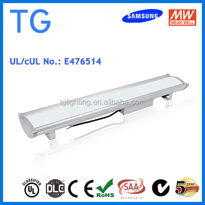 IP65 IP Rating and High Bay Lights 150W Item Type led linear high bay light