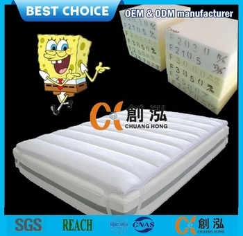 Bedroom furniture decoration polymer foam mattress fiber sheet for sale