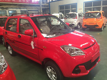 China Cheap fulu 600cc car with 4 seats/4 wheel gasoline car for adult/4 seats petrol sedan car
