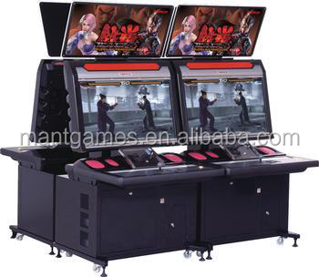 best selling frame machine 32 inch Fighting factory price video game