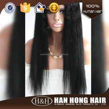 Brazilian invisible part wig remy human hair 100 percent brazilian human hair wigs