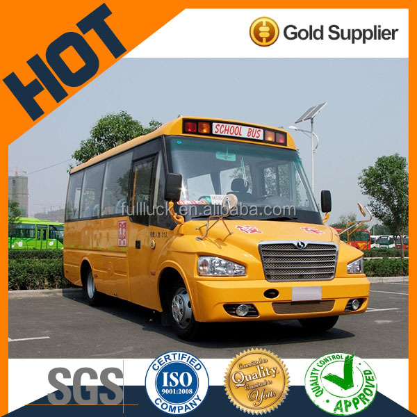 Low price china Seewon school bus city bus for sale america style