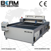 metal sheet die board laser cutting machine BCJ3015