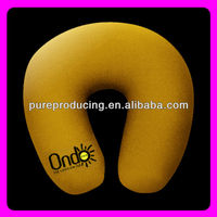 Microbeads Travel Pillow