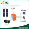 2016 latest design high performance 3kw 10kw solar power system home with inverter controller all in one