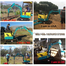 Farm Excavator,Agricultural machine,Made In China Mini Digger Machinery Equipment For Farm