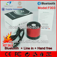 Classic speaker with bluetooth function