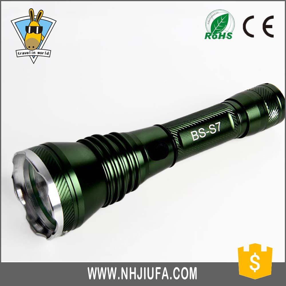 China Factory Supply Led Diving Flashlight,Most Powerful 3.7v Led ...