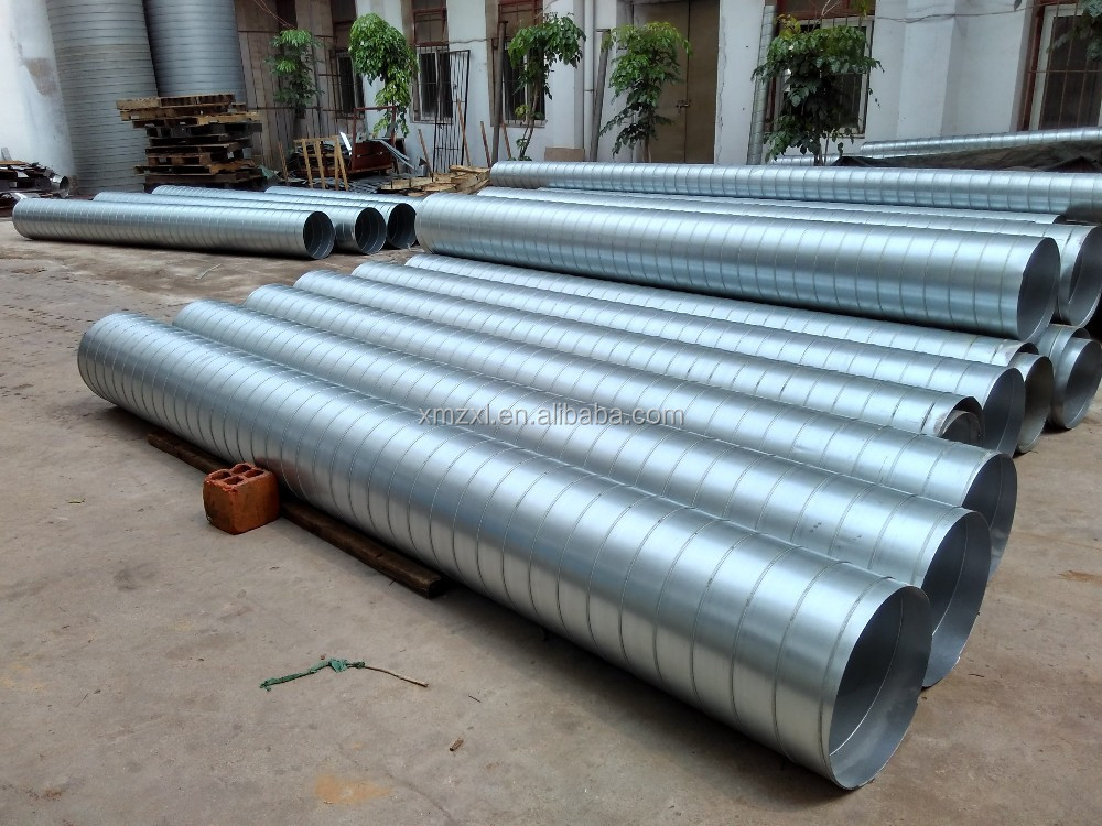 Air galvanized spiral duct for ductwork buy