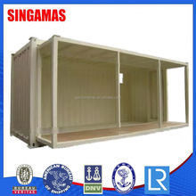 Nice Quality Chinese 20ft Prefabricated Container House