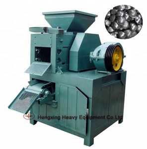 High Strength Coke Dust/Coal Dust Briquette Machine Price