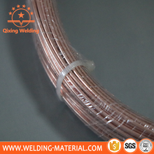 Chinese factory capillary tube demonstration copper to copper alloy welding