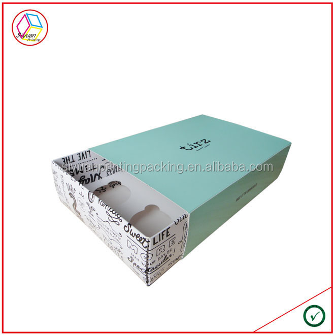 High quality manufacturer Sell Well Paper Cake Box