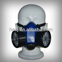 best selling TPR silicone half face gas mask for volcanic ash protection
