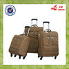 Baigou professional manufacture luggage travel bags polyester luggage bags