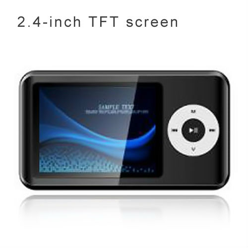 2.4-inch TFT screen downloadable games for mp5 player