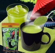 Green tea (sweet) main matcha product of Japanese instant drink powder manufacturer