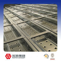 Galvanized scaffolding metal deck/steel plank for scaffolding manufacturer