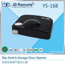 Dip-Switch automatic garage door opener