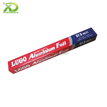 Disposable High Quality Food Packing roll Household Aluminum Foil