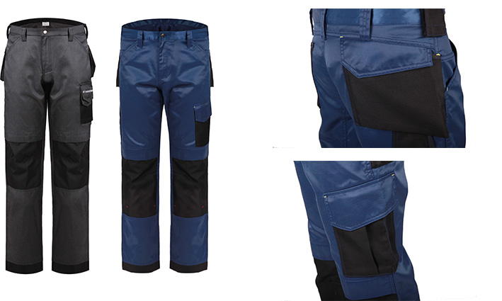 Custom Multicolor Multi-pocket cargo mens work pants cheap