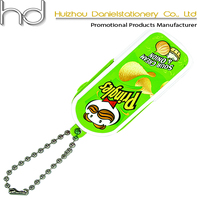 High-Quality Single-Image Projection Key Chain Advertising Key Chain