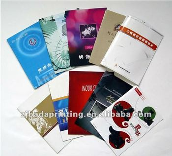 customized newest catalog printing service