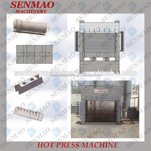 shandong senmao Wooden Molded Door Pressing Machine/ molded door hot press