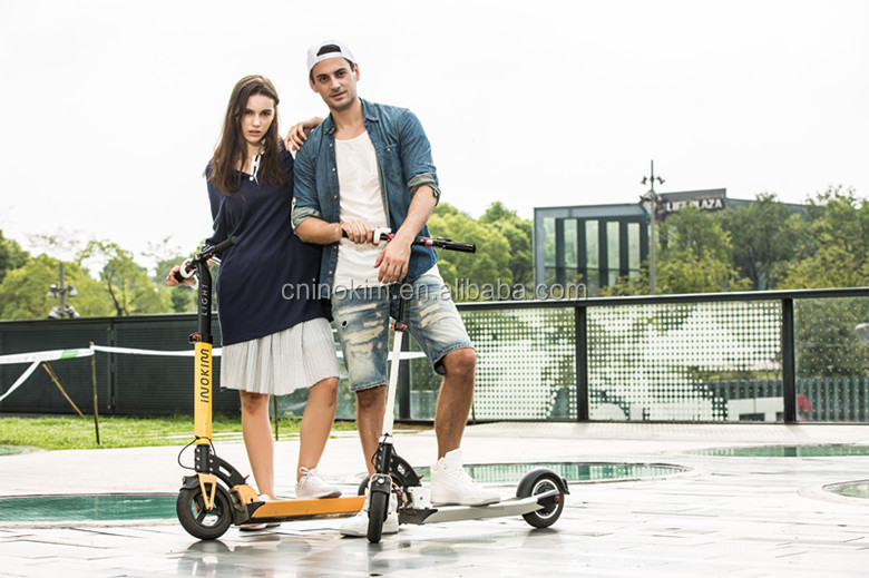 Adult Mobility China 2 Person 10 Inch 2 Wheel Electric Scooter Bluetooth