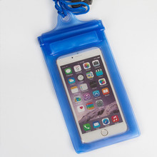 Universal IPX8 Waterproof Case Bag Cellphone Dry Bag Pouch for Apple iPhone