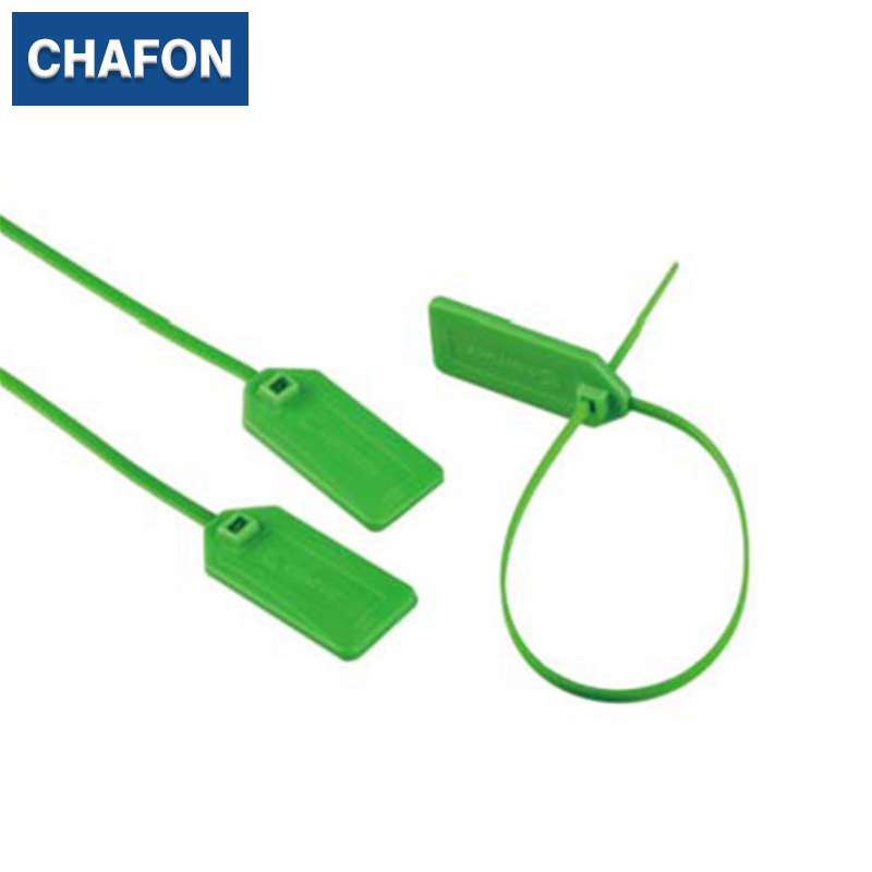 one time use PVC UHF RFID seal tag for asset tracking