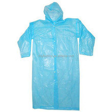 Emergency One Time Use Hooded Promotional Cheap Raincoat Prices