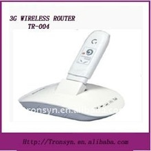 Mini 3G Wireless Router Support HSDPA 7.2Mbps EVDO WCDMA TDSCDMA