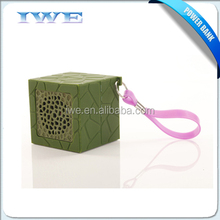 new product 2016 best selling keychain mini portable waterproof bluetooth speaker, cube wireless water proof speaker bluetooth