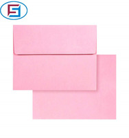 Custom A7 Colored Invitation Envelopes For 5 x 7 Greeting Cards and Invitation Announcements