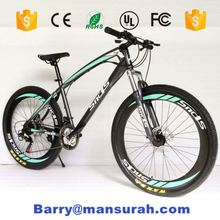 High end colorful 26 inch Steel frame sports bike mountain Bike mens bike