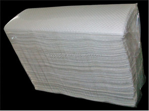 Wholesale biodegradable hand towel tissue paper to dry hands