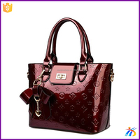 XH19552 multi color leather bags famous oem brand bags woman