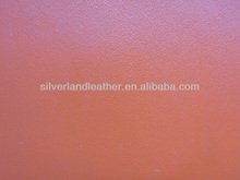 Plastic raw materials good price lamb leather materials for chairs.