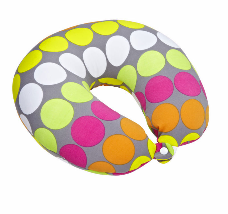 sublimation beads travel neck pillow