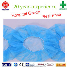 Disposable corlorful and dust proof decorative hair net