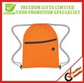 Good Quality Non-woven Custom Drawstring Backpacks