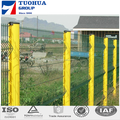 Superior Security Performance Curvy Welded Fence