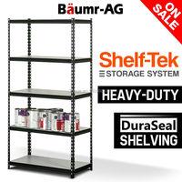 Heavy Duty Metal Steel Rack,Garage Home Storage, 4 layers Shelf Shelving Unit
