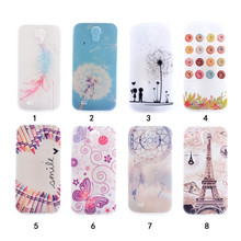 Sublimation UV Printing TPU Soft Phone Case for Samsung Galaxy S4 Mini i9190