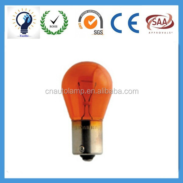 High quality low price auto bulb s25 12v 21/5w capsule and base in China