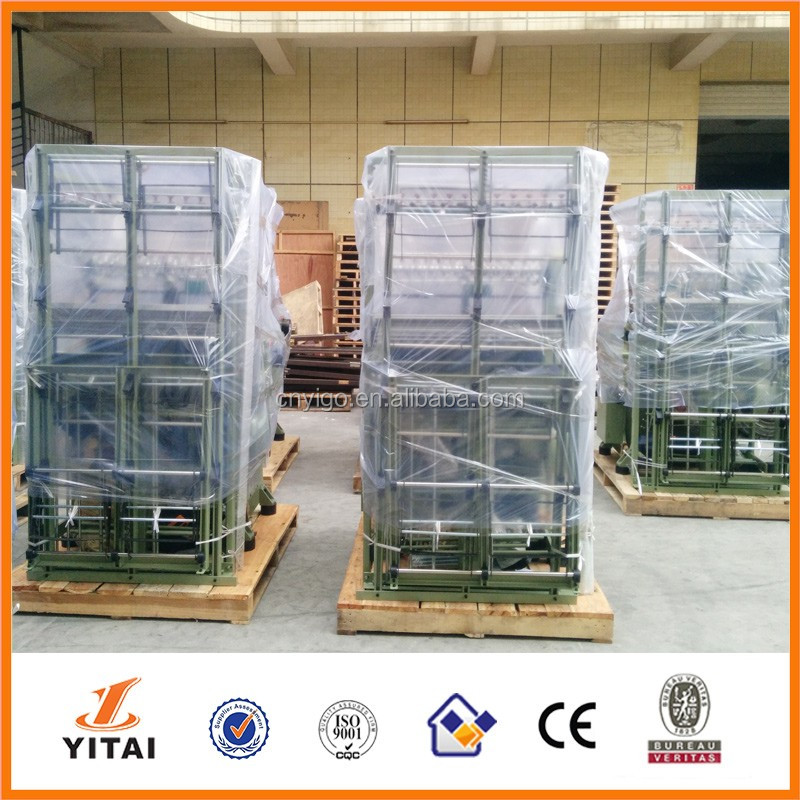 Yitai 48 Strand Rope Braiding Machine, Braiding Machine Spare Parts, High Speed Rope Braiding Machine