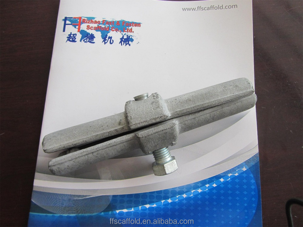Forged scaffold Inner Joint Pin