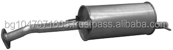 Rear muffler 581560 for MAZDA MX-3; 323